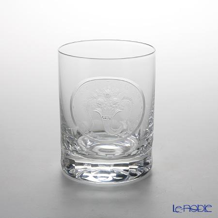 【送料無料】グラス ロックグラス 酒器 ギフト お祝い 食器 ブランド 結婚祝い 内祝い クリスタル・ドゥ・ノーブル アンティーク プレインオーナメント オールドファッション 9.5cm グラス ロックグラス 酒器 ギフト お祝い 食器 ブランド 結婚祝い 内祝い