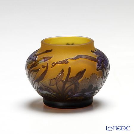 (ガレタイプ) ベース ブルー系 7cm V7.8【楽ギフ_包装選択】 花瓶 おしゃれ フラワーベース