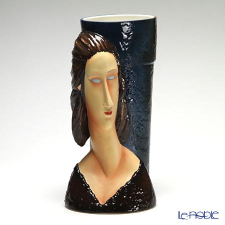 フランツ・コレクション フィラデルフィア美術館コレクション ブルーアイドラバー ベース FZ02530【楽ギフ_包装選択】 花瓶 おしゃれ フラワーベース