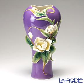 フランツ・コレクション マグノリア ベース(大) FZ01542【楽ギフ_包装選択】 花瓶 おしゃれ フラワーベース