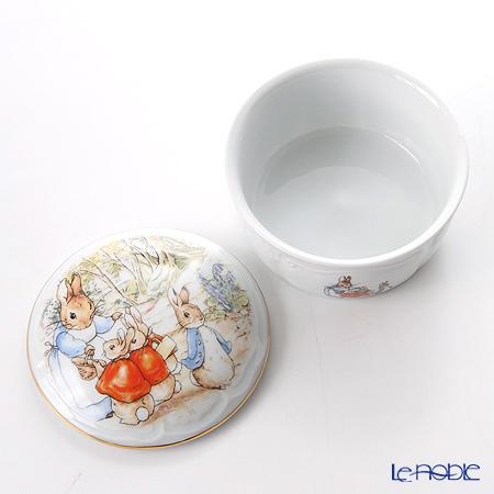 Reuters-059294 / 0 porcelain by Beatrix Potter Peter Rabbit ornament box  sc 1 st  Rakuten & le-noble | Rakuten Global Market: Reuters-059294 / 0 porcelain by ...