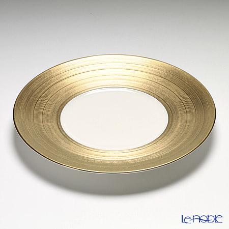 ルザーン ニューボーン セリエナ プレート 32cm ゴールド SL1032GD 皿 お皿 食器 ブランド 結婚祝い 内祝い