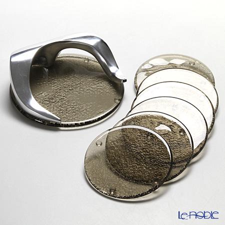 グラシアス SYNTHESIS シンセシス SYN-070 bronze コースター 6枚セット【楽ギフ_包装選択】