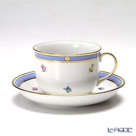 アウガルテン (AUGARTEN) ビーダーマイヤー(6000) コーヒーカップ&ソーサー 0.2L(001) コーヒ―カップ おしゃれ かわいい 食器 ブランド 結婚祝い 内祝い