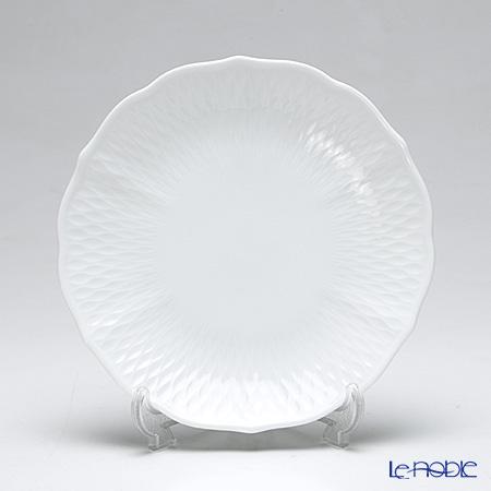 cher 今ダケ送料無料 blanc シェール 上品 ブラン プレート 皿 お皿 食器 94812 内祝い ノリタケ 17cm 1655 ブランド 結婚祝い