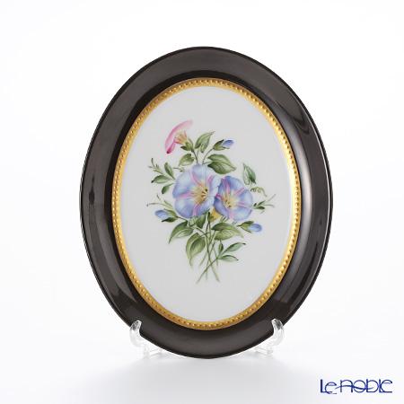 アウガルテン (AUGARTEN) アウガルテンブーケ(6682C) ヒルガオ スモールディッシュ(飾り皿) 12cm(841)