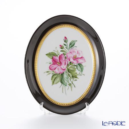 アウガルテン (AUGARTEN) アウガルテンブーケ(6682D) ハイビスカス スモールディッシュ(飾り皿) 12cm(841)