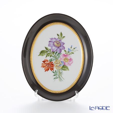 アウガルテン (AUGARTEN) アウガルテンブーケ(6682E) ダリア スモールディッシュ(飾り皿) 12cm(841)