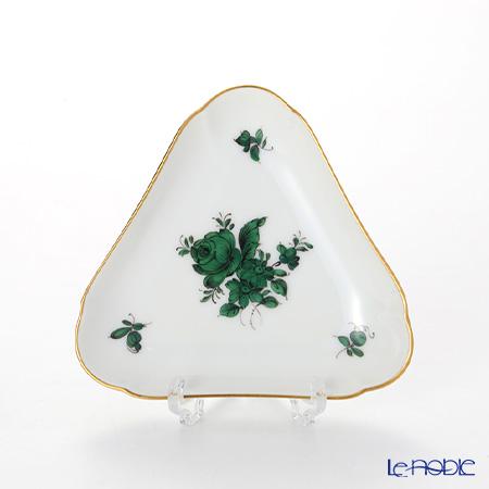 アウガルテン (AUGARTEN) マリアテレジア(5098) トライアングルディッシュ 10.4cm プレート 皿 お皿 食器 ブランド 結婚祝い 内祝い