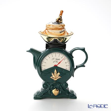 ティーポッタリー M 【楽ギフ_のし宛書】 【楽ギフ_包装選択】 ゴルフバック (グリーン) Teapottery