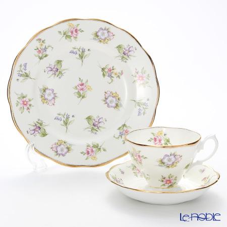 Royal Albert 100 years anniversary collection Tea Cup u0026 Saucer u0026 plate set (1920 spring MEDA) NEW  sc 1 st  Rakuten & le-noble   Rakuten Global Market: Royal Albert 100 years anniversary ...