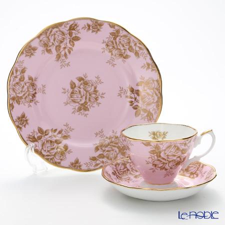 Royal Albert 100 years anniversary collection Tea Cup \u0026 Saucer \u0026 plate set (1960 Golden Roses) NEW  sc 1 st  Rakuten & le-noble | Rakuten Global Market: Royal Albert 100 years anniversary ...