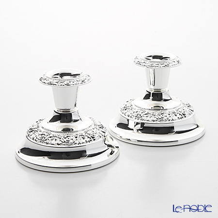QUEEN ANNE (silver plated made in England) 1 light candles and rose pair 0 / candles of 8204 diameter 22 mm for  sc 1 st  Rakuten & le-noble   Rakuten Global Market: QUEEN ANNE (silver plated made in ...