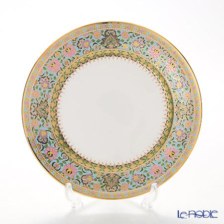 ブランベンジャロン工房 ボタニカルブーケ プレート 19cm 皿 お皿 食器 ブランド 結婚祝い 内祝い