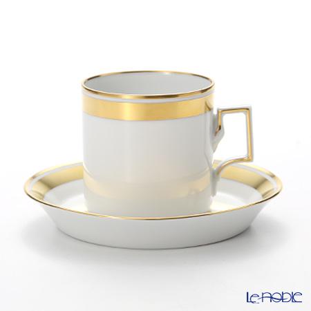 アウガルテン (AUGARTEN) エリザベス(6745) コーヒーカップ&ソーサー(098)【楽ギフ_包装選択】 コーヒ―カップ 食器 おしゃれ ブランド