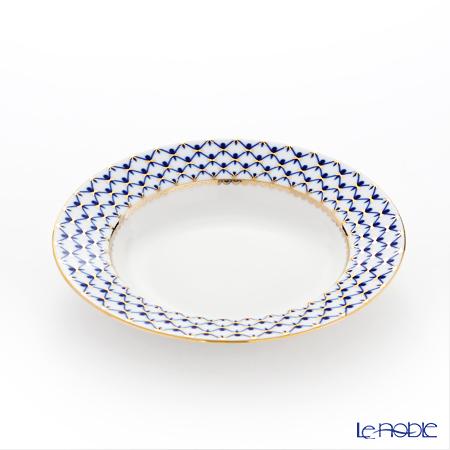 Russian tableware Imperial porcelain cobalt net soup plate 22cm plate  sc 1 st  Rakuten & le-noble | Rakuten Global Market: Russian tableware Imperial ...