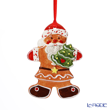 ビレロイ ボッホ (Villeroy Boch) winter bakery decorations ornament (Santa ...