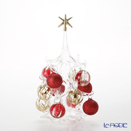 パリーゼ クリスマスツリー M 22cm NN/4/1(242) レッドゴールド 置物 オブジェ インテリア