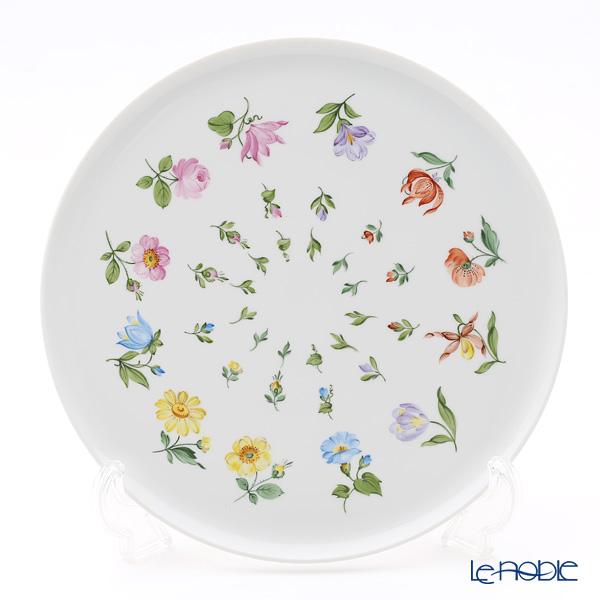 アウガルテン (AUGARTEN) ウィンナーフラワー 飾り皿(小花散らし)【楽ギフ_包装選択】