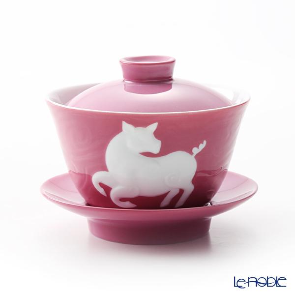フランツ・コレクション 干支カップ 亥/猪(ピンク) JB00917【楽ギフ_包装選択】 湯呑み ギフト 食器 おしゃれ ブランド