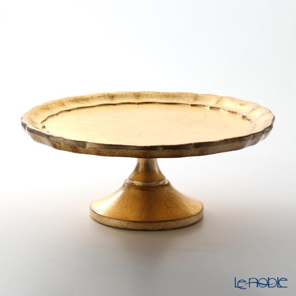 フィレンツェトレイ ケーキスタンド 29cm ゴールド(M)【楽ギフ_包装選択】 クリスマス