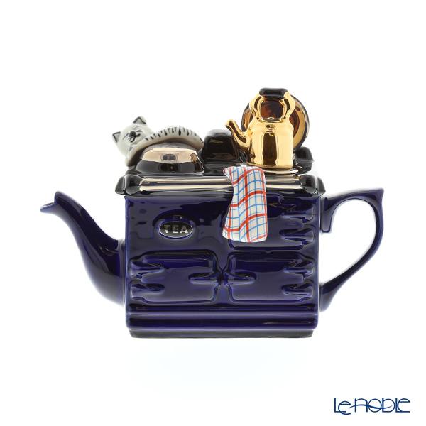 ティーポッタリー Teapottery AGA(ブルー) 14×20 S【楽ギフ_包装選択】
