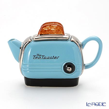 ティーポッタリー Teapottery トースター(ブルー) S【楽ギフ_包装選択】