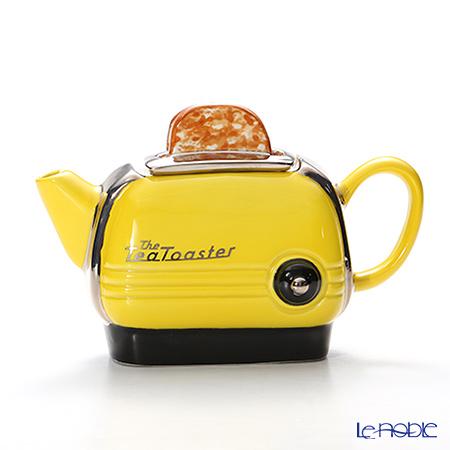 ティーポッタリー Teapottery トースター(イエロー) 12×16 S【楽ギフ_包装選択】