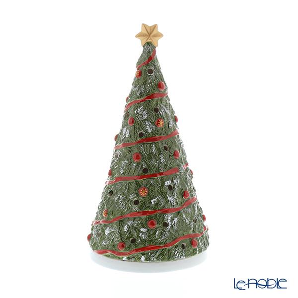 ビレロイ&ボッホ(Villeroy&Boch) ノースポールエクスプレス クリスマスツリー 32.5cm 6531 キャンドルホルダー【楽ギフ_包装選択】