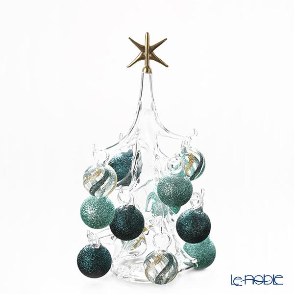 パリーゼ クリスマスツリー M H22cm NN/4/1(158) グリーン 置物 オブジェ インテリア