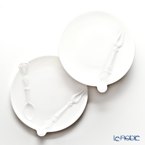 Twig NEW YORK カトラリー コレクション プレート 18cm ペア 皿 お皿 食器 ブランド 結婚祝い 内祝い