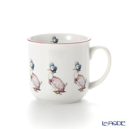 ピーターラビット 半額 マグカップ おしゃれ かわいい 食器 値下げ ブランド 結婚祝い 内祝い ジマイマ ロイター ビアトリクスポター 0 ポーセリン 053063 マグ