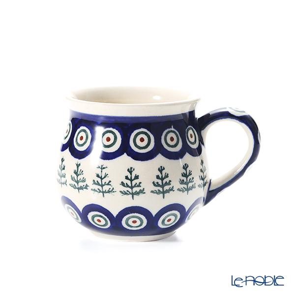 ポーランド食器 ボレスワヴィエツ 高価値 贈答品 ポーリッシュポタリー 北欧 マグカップ おしゃれ かわいい ブランド D-312 8cm 内祝い 220ml ポーランド陶器 1452 結婚祝い