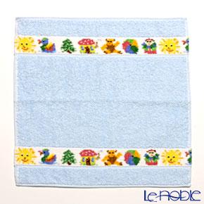 费勒婴儿毛巾本杰明蓝色 30 × 30 厘米