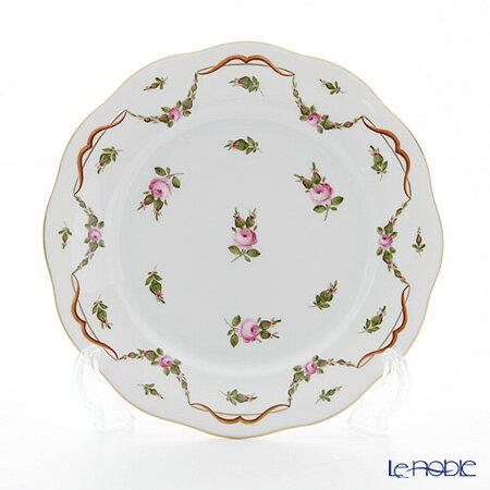ヘレンド(HEREND) ディアナのバラ RSD 20517-0-00 プレート 19cm【楽ギフ_包装選択】 皿 食器 おしゃれ ブランド
