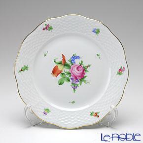 ヘレンド(HEREND) チューリップの花束 BT-2 00517-0-00/517 プレート 19cm【楽ギフ_包装選択】 チューリップの花束(BT) 皿 食器 おしゃれ ブランド