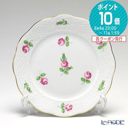 【ポイント10倍】ヘレンド(HEREND) プティットローズ PR 00517-0-00 プレート 19cm プティットローズ(PR) 皿 お皿 食器 ブランド 結婚祝い 内祝い