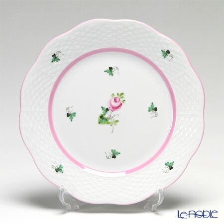 ヘレンド(HEREND) ウィーンのバラ ピンク 00517 プレート 19cm【楽ギフ_包装選択】【楽ギフ_名入れ】 皿 食器 おしゃれ ブランド