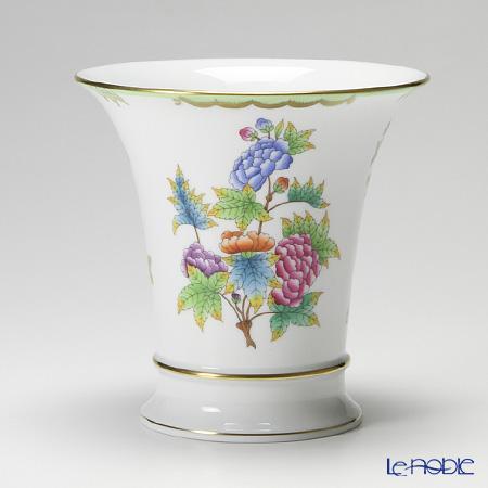 ヘレンド(HEREND) ヴィクトリア・ブーケ 06458-0-00 ベース 15.5cm【楽ギフ_包装選択】 ヴィクトリア・ブーケ(VBO) 花瓶 おしゃれ フラワーベース