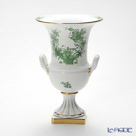 激安価格の ヘレンド(HEREND) インドの華グリーン ベース 06431-0-00/6431 ベース 24cm おしゃれ【楽ギフ_包装選択】 ヘレンド(HEREND) 花瓶 フラワーベース おしゃれ ギフト, カミハヤシムラ:1bdbf39e --- canoncity.azurewebsites.net