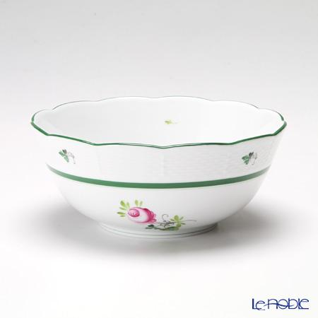 ヘレンド(HEREND) ウィーンのバラ 00365-0-00 ボウル 16cm【楽ギフ_包装選択】 ウィーンのバラ(VRH) 食器 おしゃれ ブランド