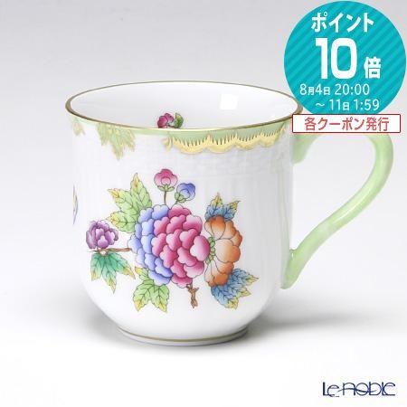 ヘレンド(HEREND) ヴィクトリア・ブーケ 01739-0-00 マグ M 200cc ヴィクトリアブーケ VBO マグカップ おしゃれ かわいい 食器 ブランド 結婚祝い 内祝い