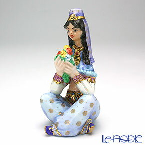 ヘレンド(HEREND)人形 15419-0-00 ペルシアン フラワー【楽ギフ_包装選択】 フィギュリン 置物 オブジェ インテリア