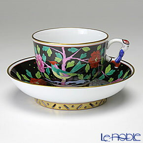 ヘレンド(HEREND) マカオ MAC 03364-0-21/3364 ラージカップ&ソーサー ティーカップ おしゃれ かわいい 食器 ブランド 結婚祝い 内祝い