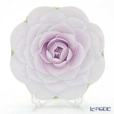 ヘレンド(HEREND) CAME2 04745-0-00 プレート 19cm(ライラック) 皿 お皿 食器 ブランド 結婚祝い 内祝い