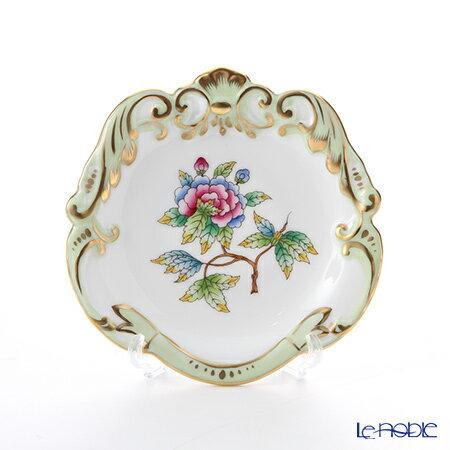 ヘレンド(HEREND) ヴィクトリア・ブーケ 07791-0-00 トレイ 11cm ヴィクトリアブーケ VBO プレート 皿 お皿 食器 ブランド 結婚祝い 内祝い