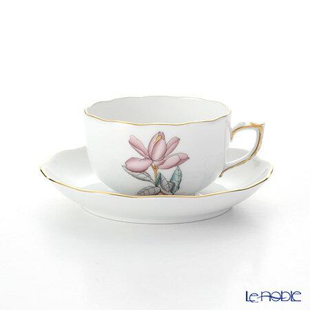 ヘレンド(HEREND) フォレ ヴィクトリア FORVICT1 20724-0-00 ティーカップ&ソーサー 200cc おしゃれ かわいい 食器 ブランド 結婚祝い 内祝い