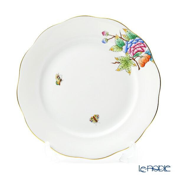 ヘレンド(HEREND) プティットヴィクトリア PV 20517-0-00 プレート 19cm 皿 お皿 食器 ブランド 結婚祝い 内祝い