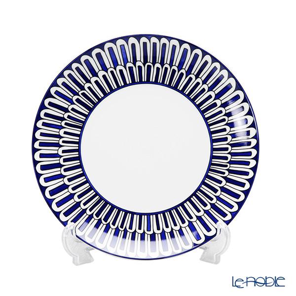 エルメス (HERMES) ブルー ダイユール デザートプレート 21.5cm ブルー ダイユール(青と白の物語) 皿 お皿 食器 ブランド 結婚祝い 内祝い