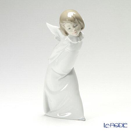 リヤドロ 天使の考えごと(わかってきたぞ) 04960【楽ギフ_包装選択】 リアドロ LLADRO 記念品 置物 オブジェ フィギュリン インテリア